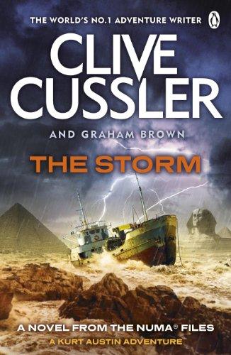 9780241961728: The Storm: NUMA Files #10