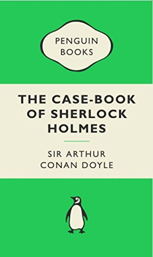 9780241961926: The Case Book of Sherlock Holmes