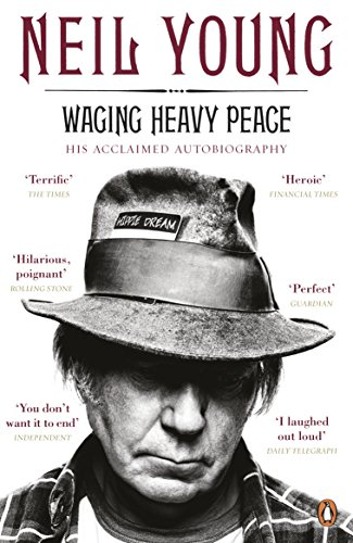 9780241962169: Waging Heavy Peace: A Hippie Dream