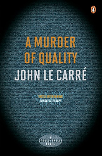 9780241962183: A Murder of Quality