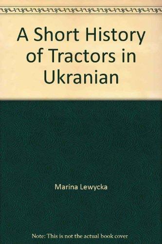 9780241962831: A Short History of Tractors in Ukranian