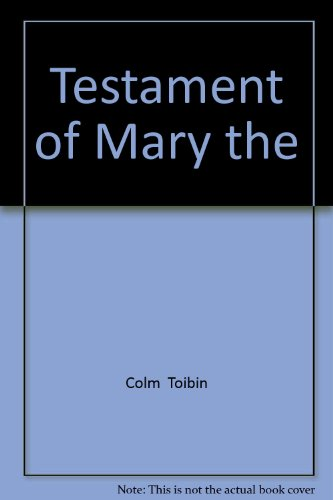 9780241962985: Testament of Mary the