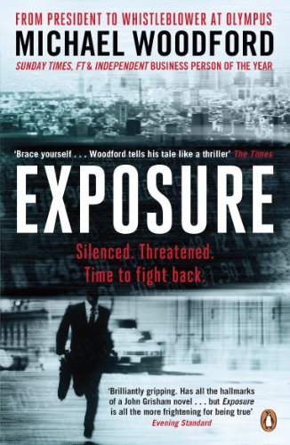 9780241963616: Exposure: From President to Whistleblower at Olympus