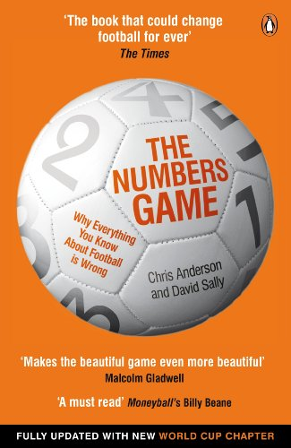 9780241963623: The Numbers Game: Why Everything You Know About Football is Wrong