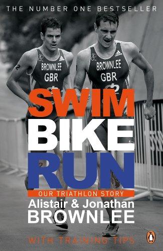 9780241965849: Swim, Bike, Run: Our Triathlon Story