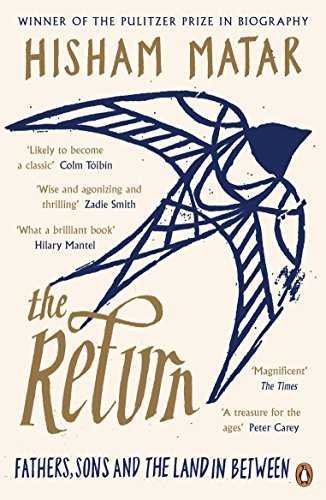 9780241966280: The Return: Fathers, Sons and the Land In Between