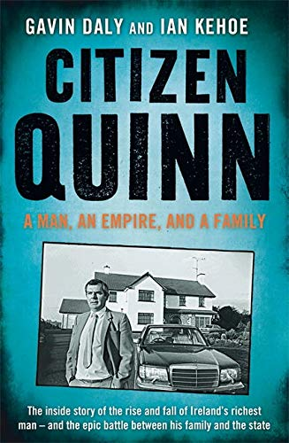 9780241966310: Citizen Quinn