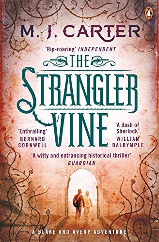 9780241966556: The Strangler Vine: The Blake and Avery Mystery Series (Book 1)