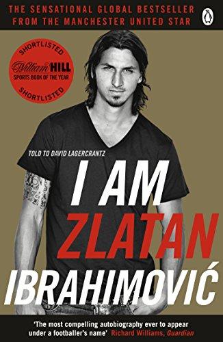9780241966839: I Am Zlatan Ibrahimovic