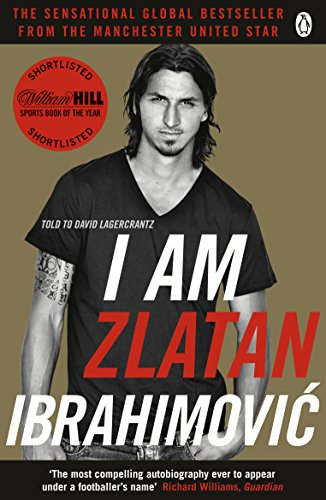 9780241966839: I Am Zlatan Ibrahimovic