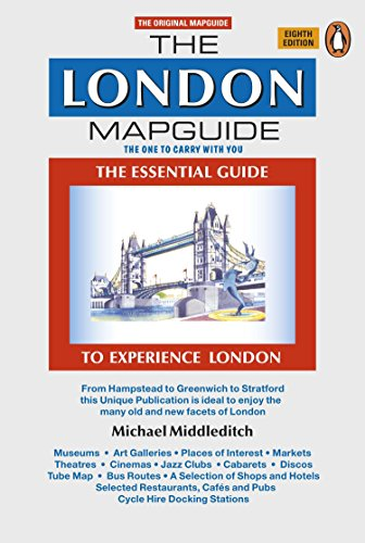 9780241967362: The London Mapguide: Eighth Edition (Mapguides, Penguin)