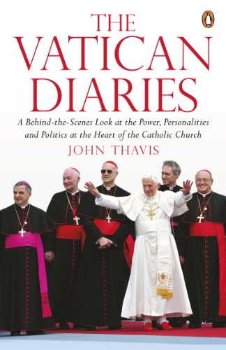 9780241967416: The Vatican Diaries: A Behind-the-Scenes Look at the Power, Personalities and Politics at the Heart of the Catholic Church