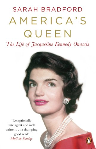 9780241967430: America's Queen: The Life of Jacqueline Kennedy Onassis