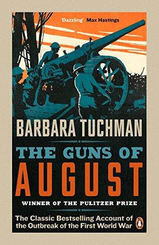 9780241968215: Guns Of August