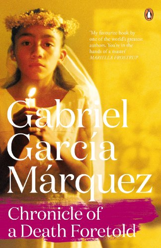 9780241968628: Chronicle of a Death Foretold (Marquez 2014)