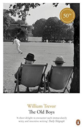 9780241969250: The Old Boys (William Trevor Backlist Novels)