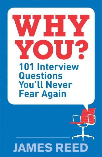 9780241970218: Why You?: 101 Interview Questions You'll Never Fear Again