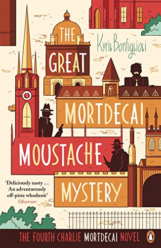 9780241970294: The Great Mortdecai Moustache Mystery