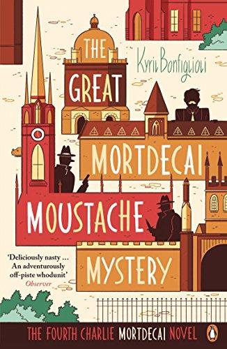 9780241970294: The Great Mortdecai Moustache Mystery