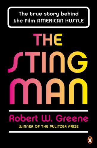9780241970478: The Sting Man: The True Story Behind the Film AMERICAN HUSTLE