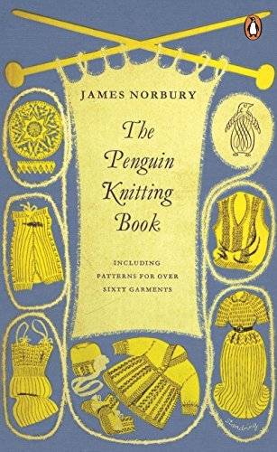 9780241971253: The Penguin Knitting Book: Includes Patterns for Over Sixty Garments