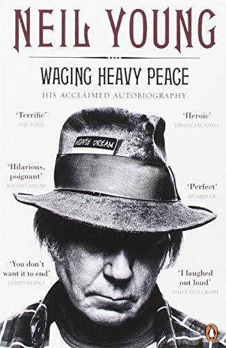 9780241971956: Waging Heavy Peace: A Hippie Dream