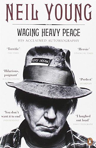 9780241971956: Waging Heavy Peace His Acclaimed Autobio