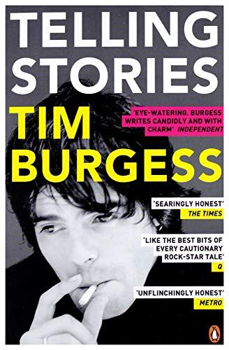 9780241971963: By Tim Burgess Telling Stories [Paperback]
