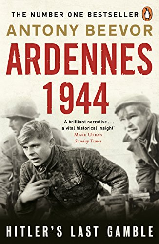 9780241975152: Ardennes 1944