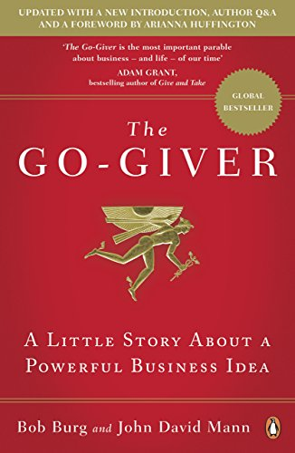 9780241976272: The Go-Giver: A Little Story About a Powerful Business Idea