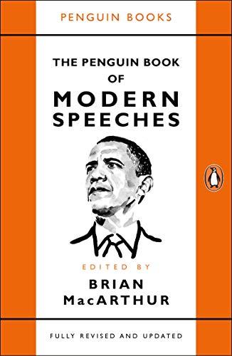 9780241982303: The Penguin Book of Modern Speeches