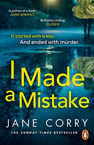 9780241984659: I Made a Mistake: The twist-filled, addictive new thriller from the Sunday Times bestselling author of I LOOKED AWAY