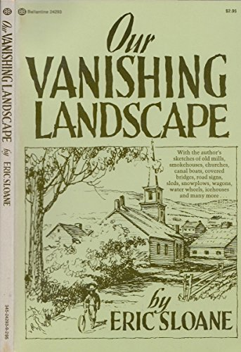 9780242939290: Our Vanishing Landscape