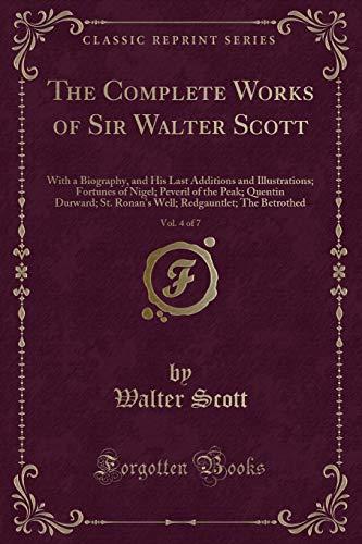The Complete Works of Sir Walter Scott,: Sir Walter Scott