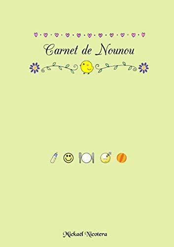 9780244688790: Carnet de Nounou