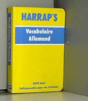 Minilingua 09 vocabulaire allemand: n/a