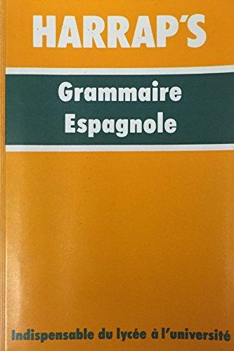 Grammaire Espagnole - Minilingua: n/a