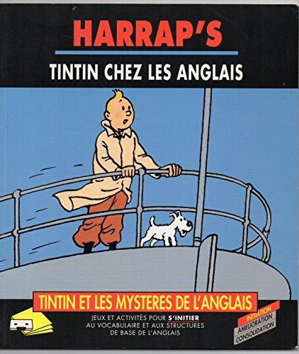 9780245502590: TINTIN ET LES MYSTERES DE L'ANGLAIS : TINTIN CHEZ LES ANGLAIS (Harrap'S Tintin)