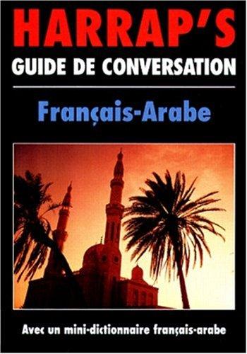 9780245503559: Guide de conversation français-arabe