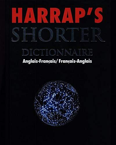Harrap's Shorter Dictionary English-French/French-English (Harrap's Centenary)