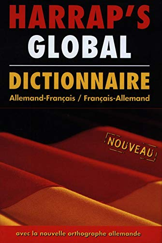 9780245504082: Harrap's Global : Allemand/français, français/allemand