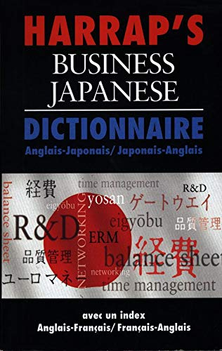 9780245504099: Harrap's business japanese