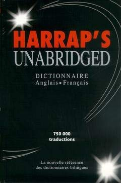 9780245504341: HARRAP'S UNABRIDGED ANG-FR. TOME 1 (Education in Europe)