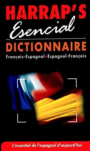 9780245504709: Harrap's Esencial : Espagnol/français, français/espagnol