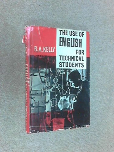9780245505249: Use of English for Technical Students