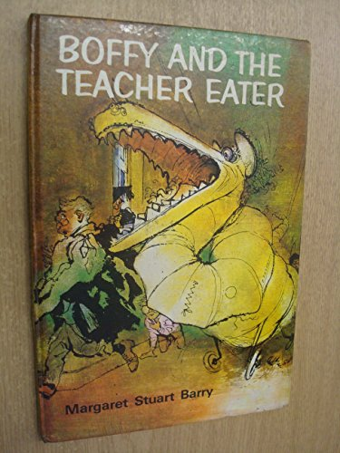 9780245505522: Boffy and the Teacher Eater