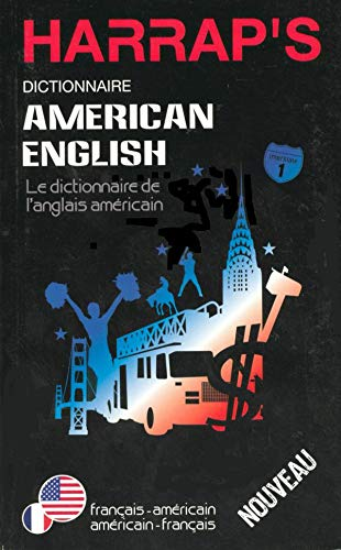 9780245505829: Harrap's Dictionnaire AMERICAN ENGLISH - Le dictionnaire de l'anglais americain (Francais - americain / americain - francais)