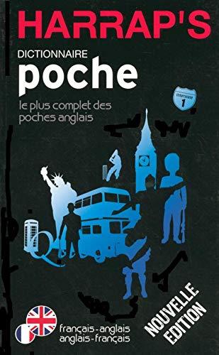 9780245505836: Harrap's dictionnaire de poche anglais-français: français -anglais (French and English Edition)