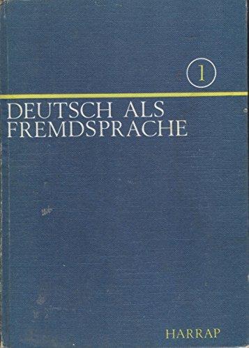 Deutsch als Fremdsprache Book 1 Grundkurs: Students: Dr. Korbinian Braun