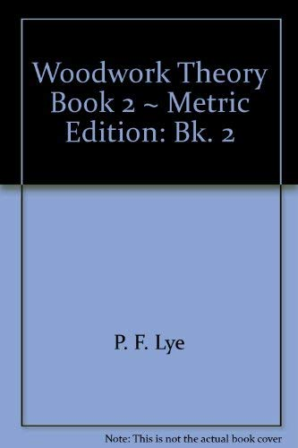 9780245506451: Woodwork Theory: Bk. 2